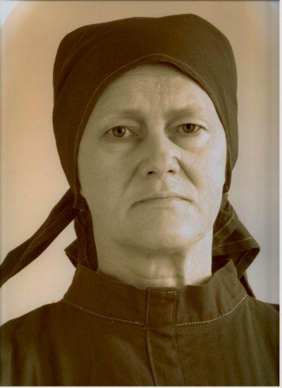 "Role portrait ""Magda"""